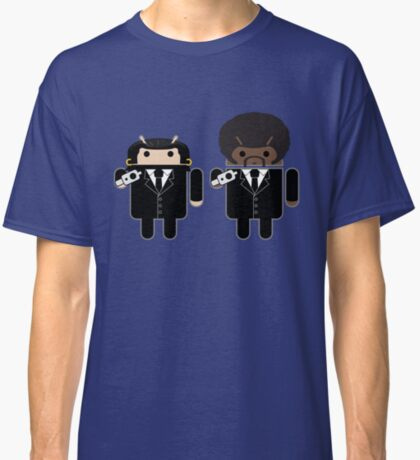 """Say """"Droid"""" one more time... Classic T-Shirt"""