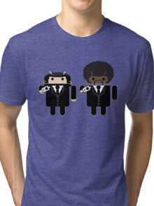 "Say ""Droid"" one more time... Tri-blend T-Shirt"
