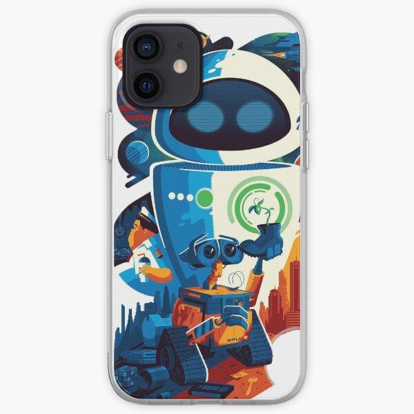Future Wall-E iPhone Soft Case