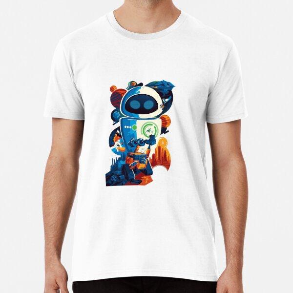 Future Wall-E Premium T-Shirt