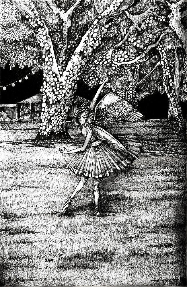 Ballerina dance 2 by saraoj