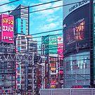 Tokyo Anime World by noealz