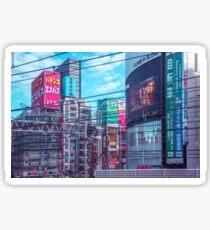 Tokyo Anime World Sticker