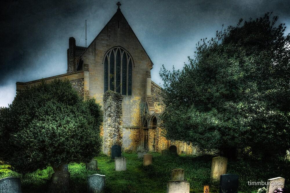 St Bartholomew by timmburgess