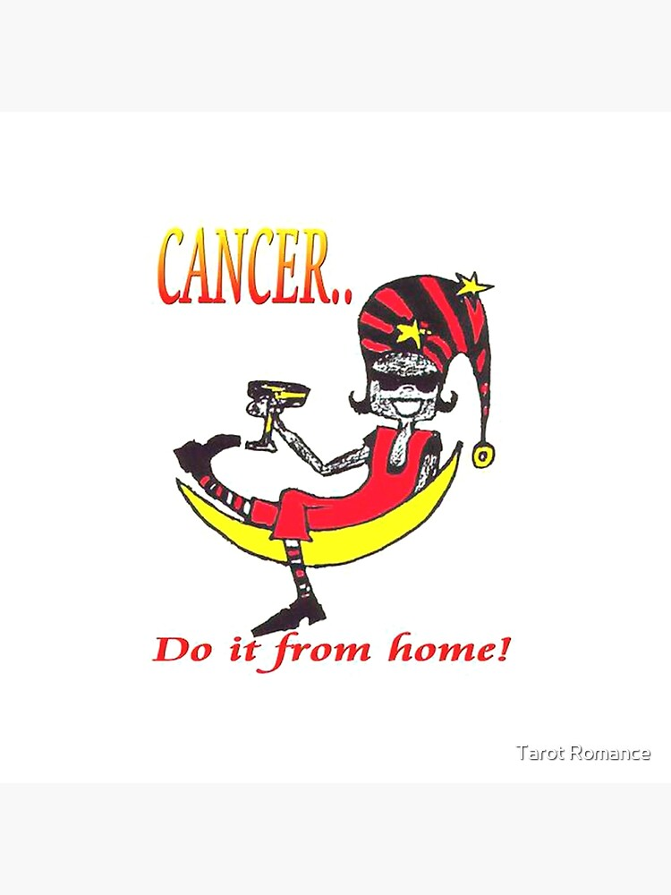 Cancer - do it from home by AlisonWilkie