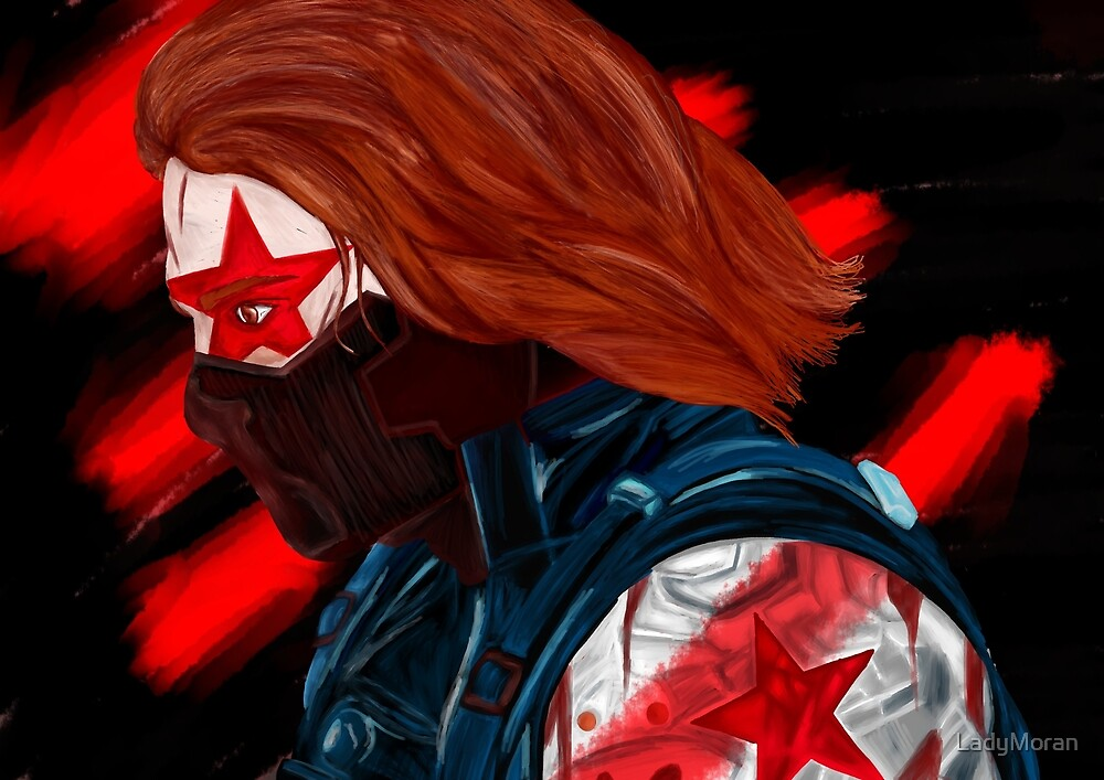 The Winter Soldier by LadyMoran