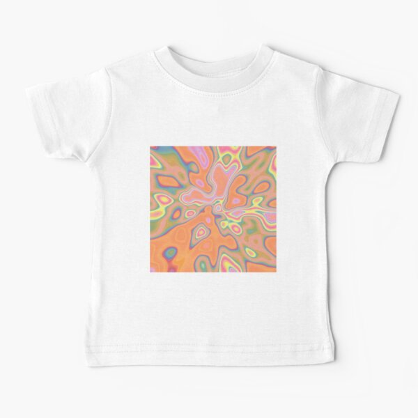 Color Sequences of smart color Baby T-Shirt