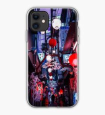 Flowers and Lanterns iPhone Case