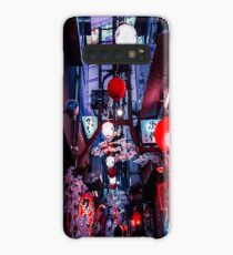 Flowers and Lanterns Case/Skin for Samsung Galaxy