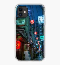 Tokyo Yokocho iPhone Case
