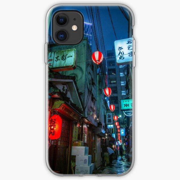 Tokyo Yokocho iPhone Soft Case