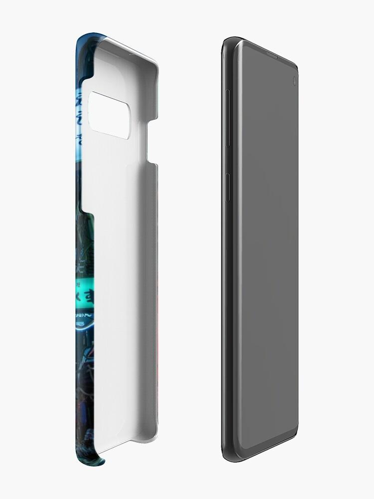 Alternate view of Tokyo Yokocho Case & Skin for Samsung Galaxy