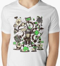Capers, Schemes, Plans, & Scams Men's V-Neck T-Shirt