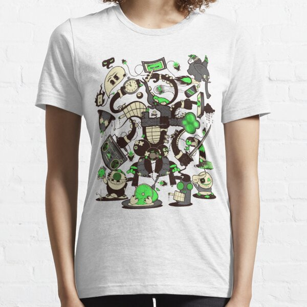 Capers, Schemes, Plans, & Scams Essential T-Shirt