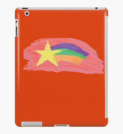 Gravity Falls: Mabel sweater star pattern iPad Case/Skin
