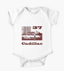 1937 Cadillac One Piece - Short Sleeve