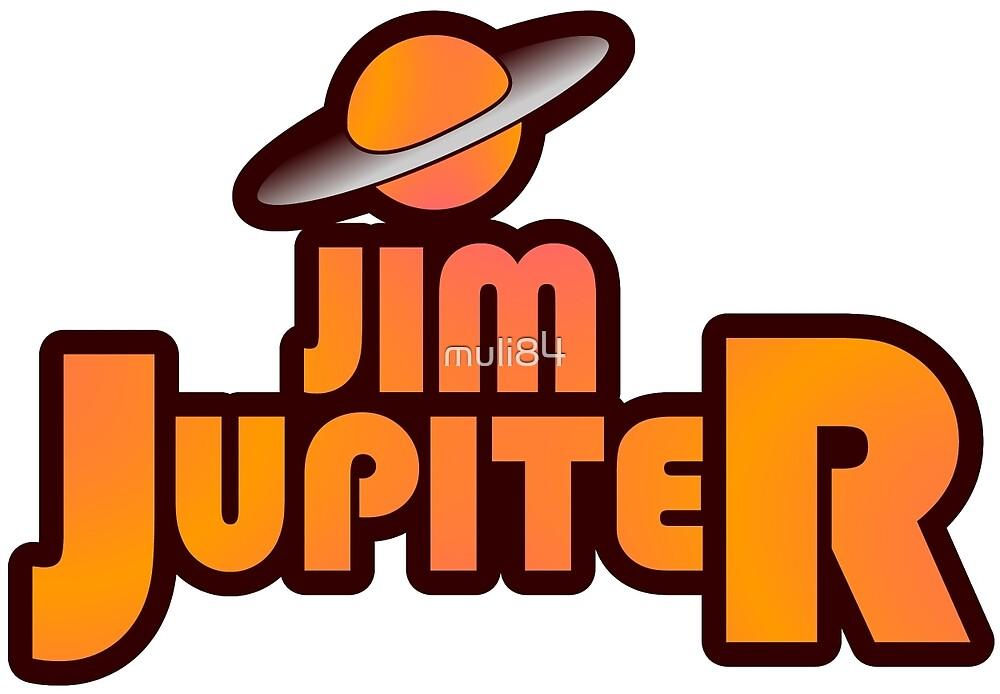 Jim Jupiter by muli84