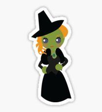Zelena (Wicked Witch)  Sticker