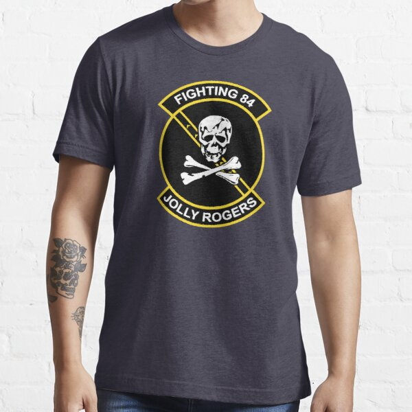 Jolly Rogers Fighting 84 Essential T-Shirt