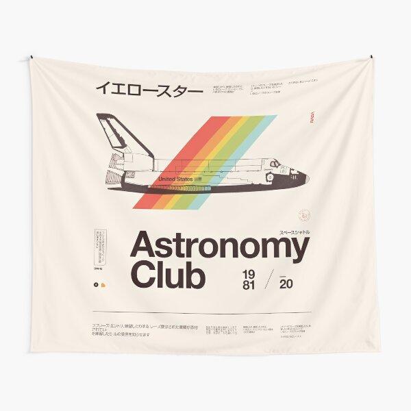 Astronomy Club Tentures