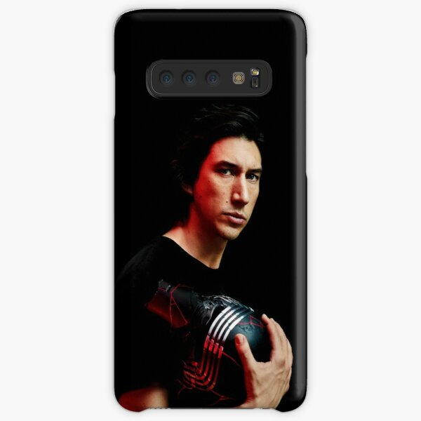 Cover of Rolling Stone Adam Driver December 2019 Samsung Galaxy Snap Case