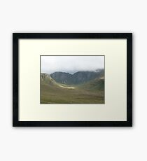 The Poisoned Glen Framed Print