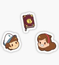 Gravity Falls 1 Sticker