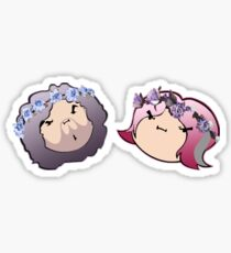 Pastel - Game Grumps Sticker