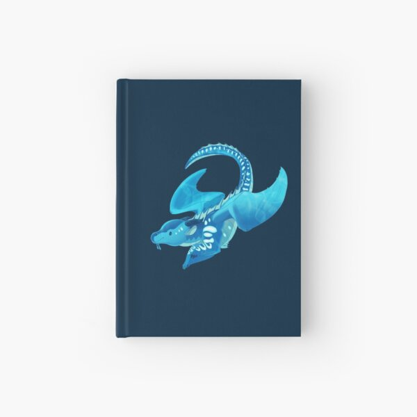 Seawing Wings of Fire Hardcover Journal