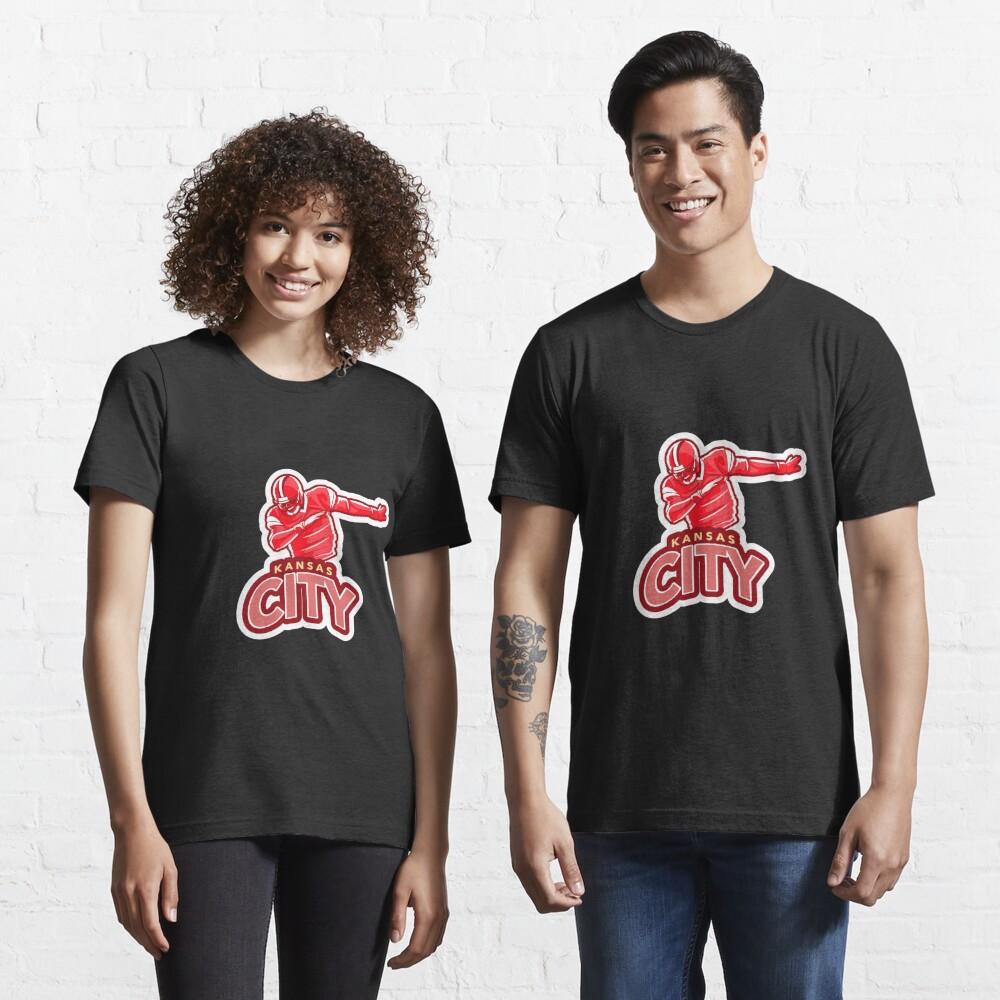 Dabbing Kansas City Football Essential T-Shirt