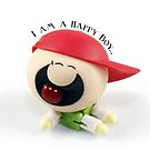 I am a Happy Boy. by Gwoeii