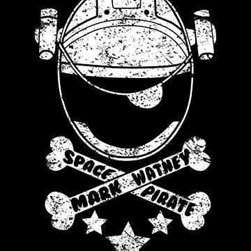The Martian - Space Pirate by Sonicfan