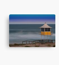 The Entrance Beach, New South Wales Canvas Print