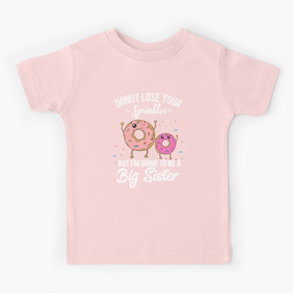 I'm Going to be a Big Sister Pregnancy Announcement Kids T-Shirt