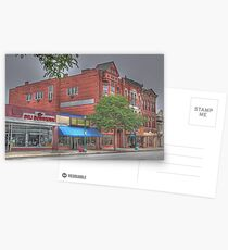 The Deli Downtown - Cortland, NY Postcards