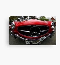 Mercedes Benz 190 SL 1958 model  Canvas Print