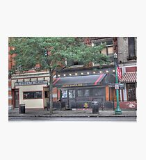 A Pizza & More - Cortland, NY Photographic Print