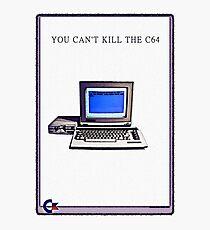 Commodore 64 Photographic Print