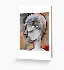 detached Greeting Card