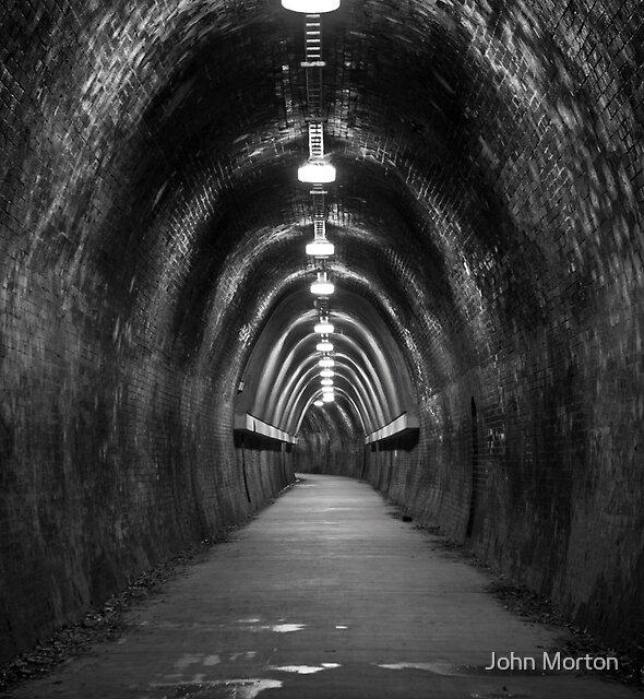 Tunnel Vision by John Morton