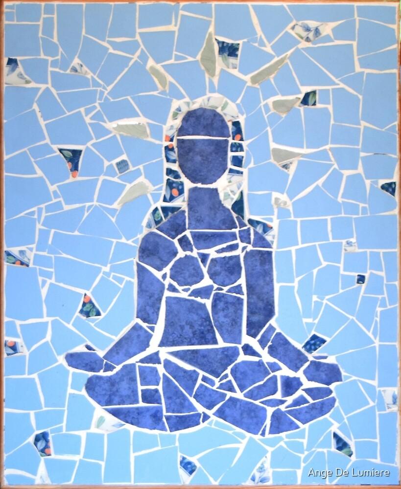 She-buddha by MosaicDreamer