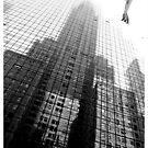 Empire State Reflected by Jeremy Watson