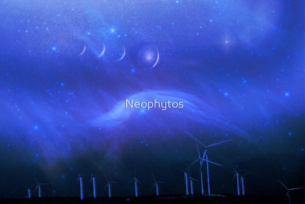 Wind  Messengers - Series 1 by Neophytos