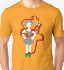 Socialmedia Lady - addiction Unisex T-Shirt