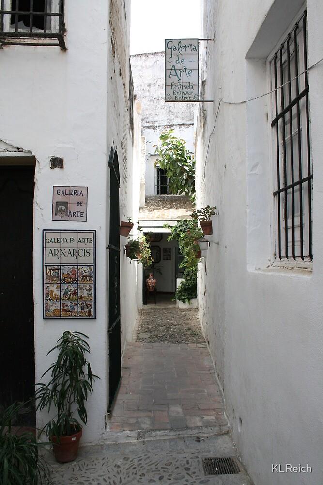 Spanish Art Gallery by KLReich