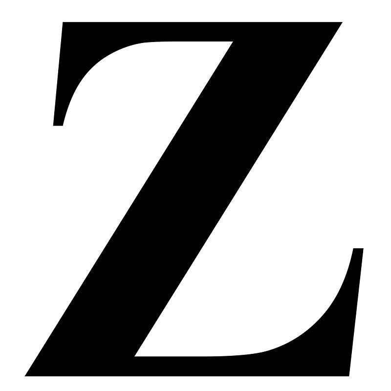 Z  The Letter Z | ...