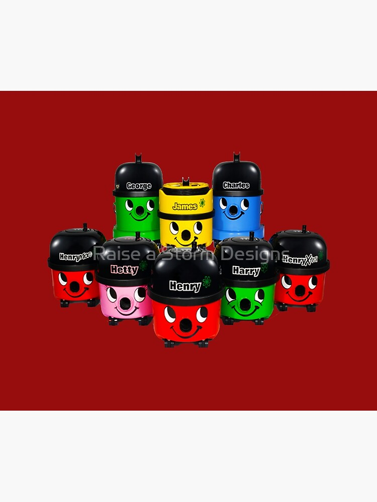 Henry Hoover and Friends by markstones