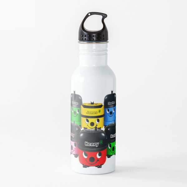 Henry Hoover and Friends Water Bottle