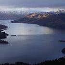 Loch Katrine. by WessexBoy