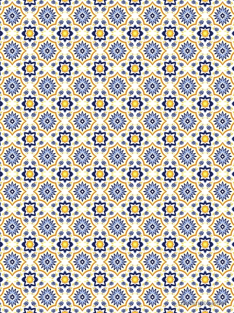 Italian pattern by GloriannaCenter
